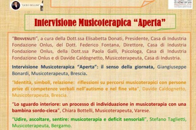 MT DAY 2019 – Intervisione musicoterapica aperta