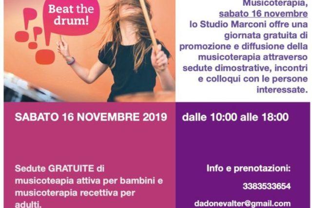 MT DAY 2019 – Da Zero a cento: musicoterapia per tutti!